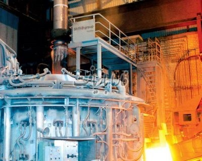 23 میزان مصرف آهن قراضه در کورههای قوس الکتریکی در جهان