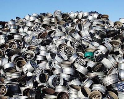 36 بازیافت آلومینیوم قراضه در صنایع خودرو