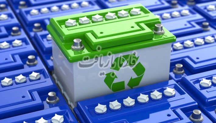 91 فرآیند بازیافت سرب از باطریهای فرسوده